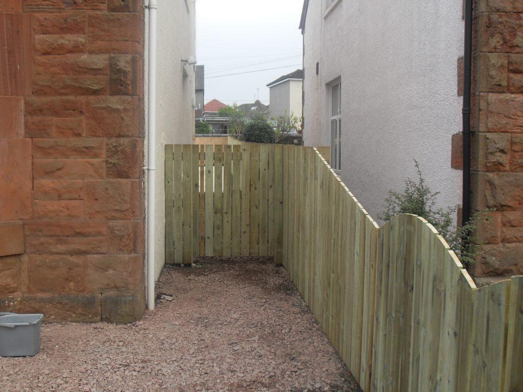 Glasgow Garden Fencing